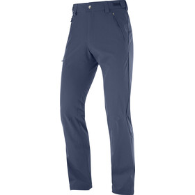 Salomon Wayfarer Straight Pantalon Homme, night sky